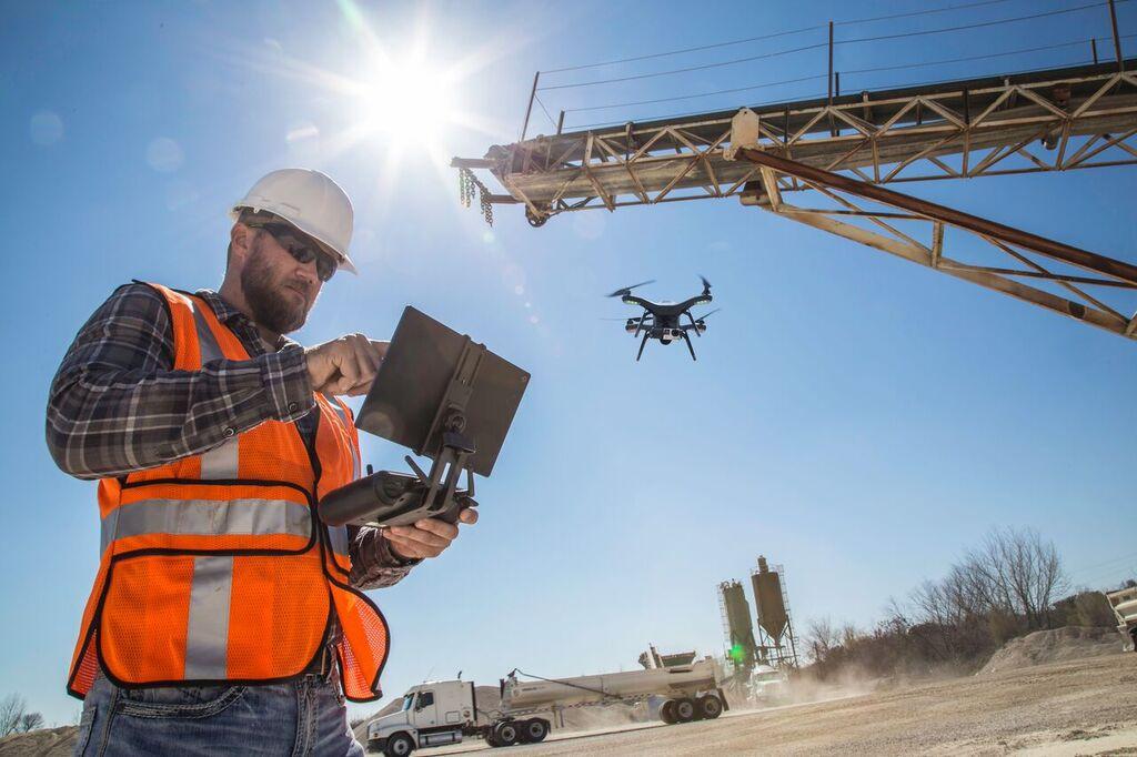 Dronların İnşaat Sektöründe Hayatı Kolaylaştırdığı 6 Alan