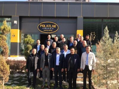 Yönetim Kurulumuz TSO Başkanı Oğuzhan Ata Sadıkoğlu ile bir araya geldi.